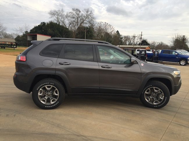 New 2019 Jeep Cherokee TRAILHAWK 4X4 Sport Utility for sale in Alto, TX at Pearman Motor Company