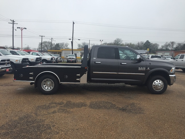 New 2018 Ram 3500 LARAMIE CREW CAB CHASSIS 4X4 172.4 WB Crew Cab for sale in Alto, TX at Pearman Motor Company