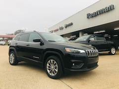New 2019 Jeep Cherokee LATITUDE PLUS FWD Sport Utility 1C4PJLLB1KD396736 for sale in Alto, TX at Pearman Motor Company