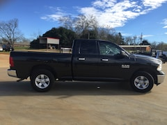Used 2018 Ram 1500 SLT Truck Quad Cab 1C6RR6GG4JS119234 for sale in Alto, TX at Pearman Motor Company