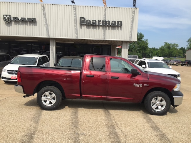New 2018 Ram 1500 ST Truck Quad Cab for sale in Alto, TX at Pearman Motor Company