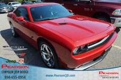 Used 2012 Dodge Challenger SXT Coupe in Richmond, VA