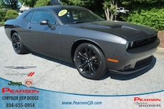 Used 2018 Dodge Challenger SXT Coupe in Richmond, VA