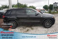 Used 2018 Jeep Grand Cherokee Trailhawk 4x4 SUV in Richmond, VA
