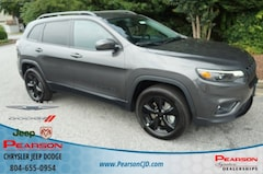 New 2019 Jeep Cherokee ALTITUDE 4X4 Sport Utility in Richmond, VA