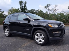 New 2021 Jeep Compass LATITUDE 4X4 Sport Utility in Richmond, VA
