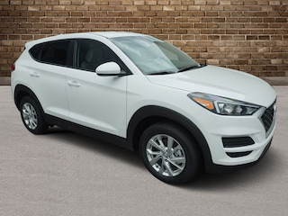 New 2019 Hyundai Tucson SE SUV in Richmond, VA