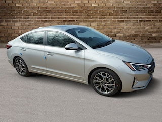 New 2019 Hyundai Elantra Limited Sedan in Richmond, VA
