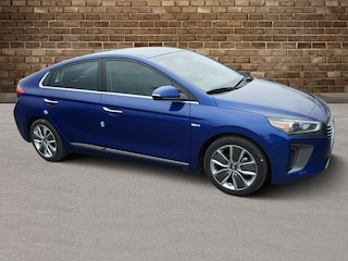 New 2019 Hyundai Ioniq Hybrid Limited Hatchback in Richmond, VA