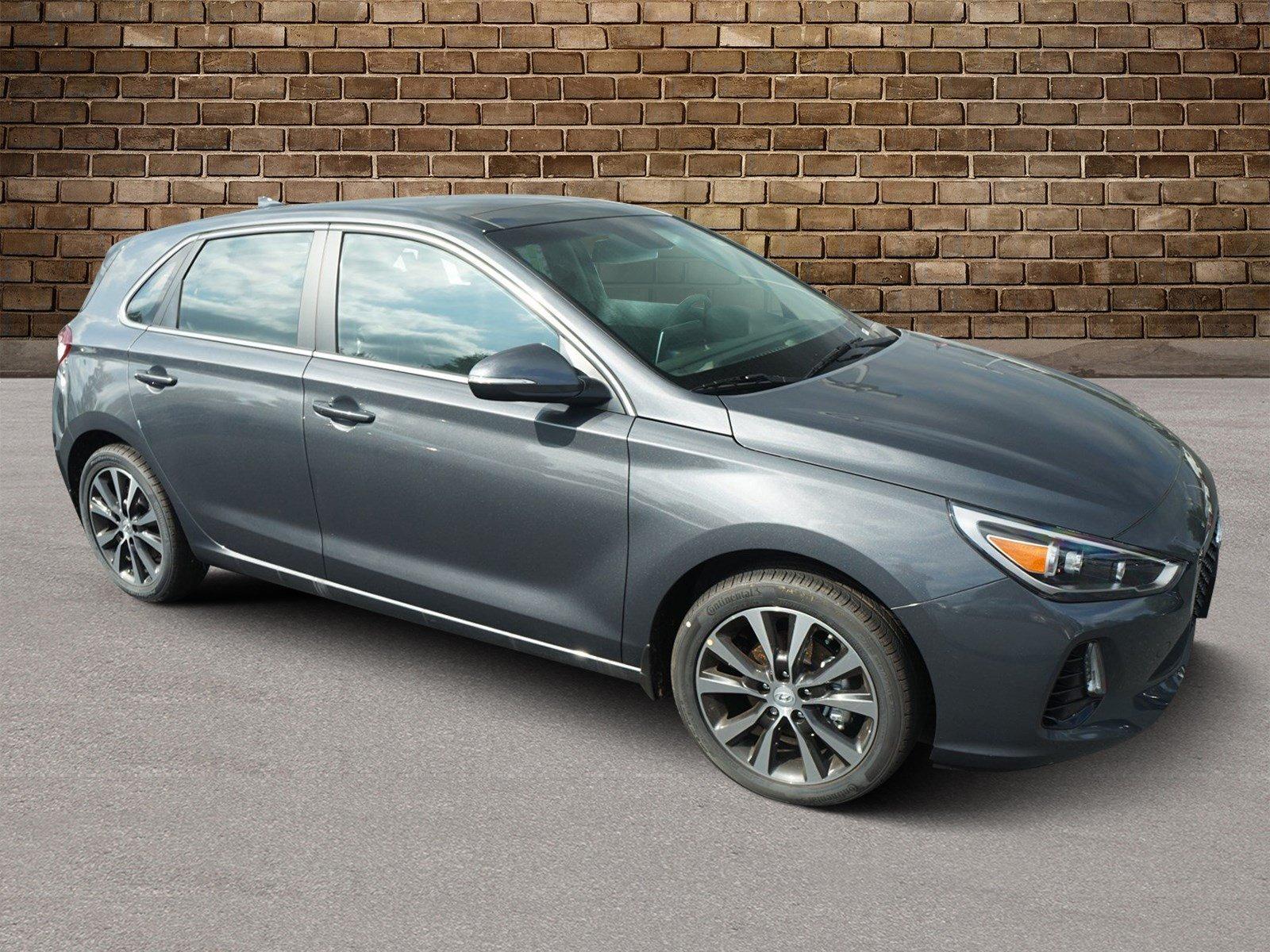 2018 Hyundai Elantra GT Base Hatchback