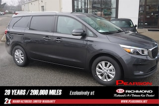 2018 Kia Sedona LX Essentials package Van Passenger Van