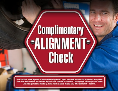 Complimentary Alignment Check