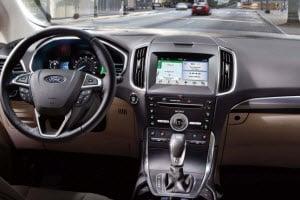 Inside The Ford Edge And Hyundai Santa Fe