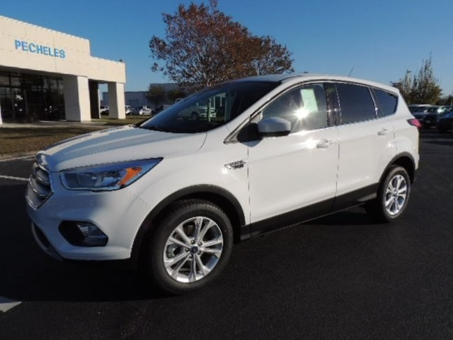 new 2019 Ford Escape SE SUV for sale in Washington NC