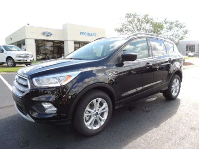 new 2018 Ford Escape SEL SUV for sale in Washington NC