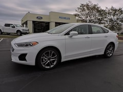 new 2019 Ford Fusion SEL Sedan for sale in Washington NC