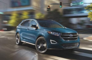 Ford Edge Vs Hyundai Santa Fe Pecheles Ford