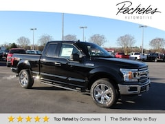 2018 Ford F-150 XLT 4x4 XLT  SuperCab 6.5 ft. SB