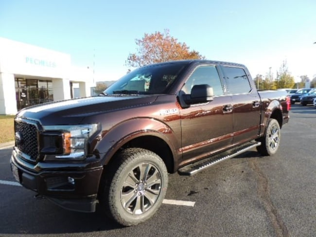 new 2018 Ford F-150 XLT Truck for sale in Washington NC