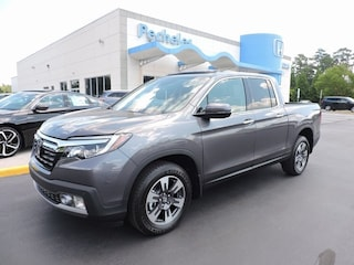 New 2019 Honda Ridgeline RTL-E AWD Truck Crew Cab 5FPYK3F75KB011901 for sale in New Bern NC