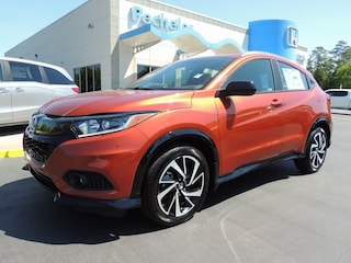 New 2019 Honda HR-V Sport 2WD SUV for sale in New Bern NC