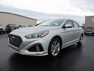 New 2019 Hyundai Sonata SEL Sedan 5NPE34AF1KH741206 for sale in Greenville NC
