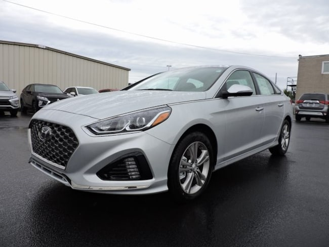 New 2019 Hyundai Sonata SEL Sedan for sale in Greensville NC