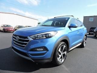 2017 Hyundai Tucson Sport SUV KM8J33A29HU479905
