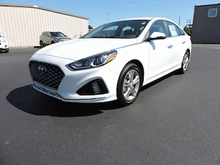 New 2019 Hyundai Sonata SEL Sedan 5NPE34AF7KH788241 for sale in Greenville NC