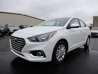 New 2019 Hyundai Accent SEL Sedan 3KPC24A39KE056522 for sale in Greenville NC
