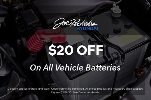 Battery February
