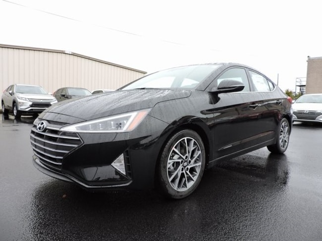 New 2019 Hyundai Elantra Limited Sedan for sale in Greensville NC