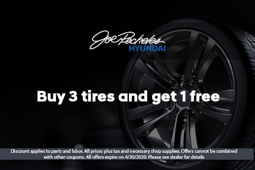 April Tire Special