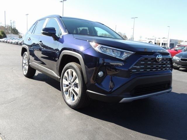 New 2019 Toyota RAV4 Limited For Sale in Washington NC