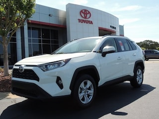 new 2019 Toyota RAV4 XLE SUV for sale in Washington NC