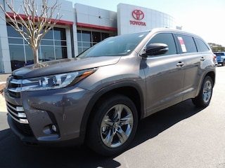 new 2019 Toyota Highlander Limited Platinum V6 SUV for sale in Washington NC