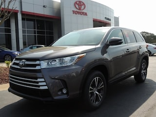 new 2019 Toyota Highlander LE Plus V6 SUV for sale in Washington NC