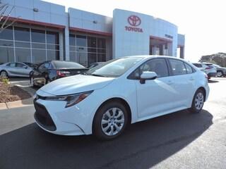 new 2020 Toyota Corolla LE Sedan for sale in Washington NC