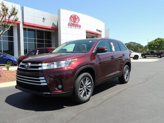 new 2019 Toyota Highlander XLE V6 SUV for sale in Washington NC