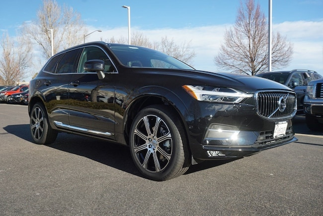 New 2019 Volvo XC60 T5 Inscription SUV for sale/lease Fort Collins, CO