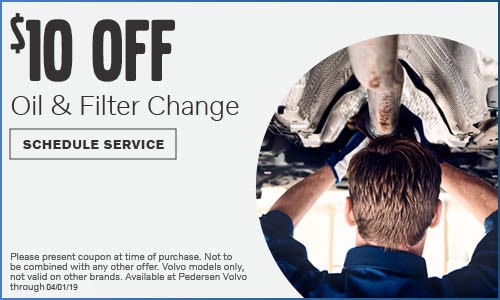March Oil & Filter Change Special