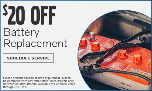 April 2019 | $20 Off Battery Replacement