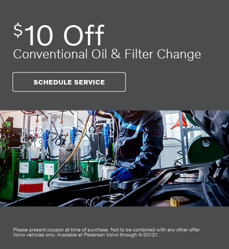 $10 Off Conventional Oil & Filter Change
