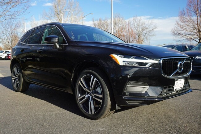 New 2019 Volvo XC60 T6 Momentum SUV for sale/lease Fort Collins, CO