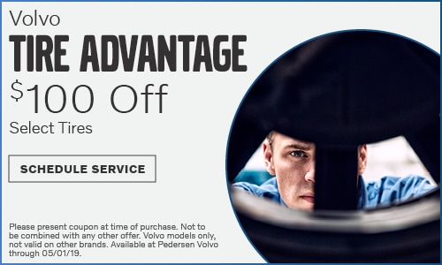 April 2019 | $100 Off Tire Advantage