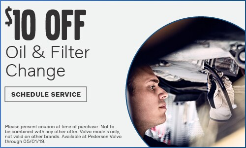 April 2019 | $10 Off Oil & Filter Change