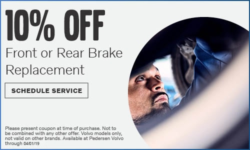 March Brake Replacement Special
