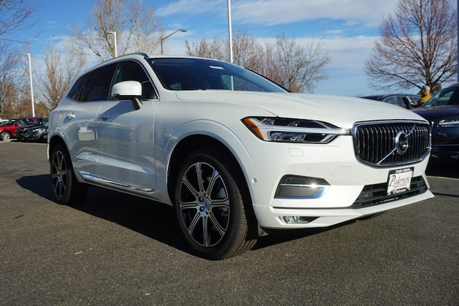 New 2019 Volvo XC60 T6 Inscription SUV for sale/lease Fort Collins, CO