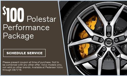 July   Polestar Performance Package