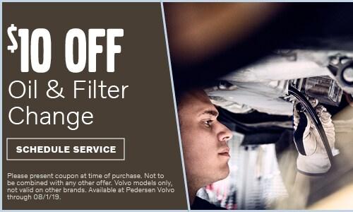 July   Oil & Filter Change